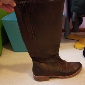 Mia Girl brown boots